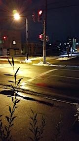 20160109外の様子夜のはじめ頃
