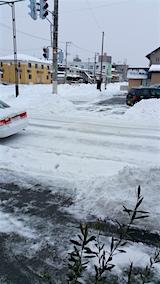 20160210雪寄せ後3
