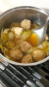 20160210ハクサイと豆富の肉団子スープ