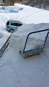 20160211雪下ろし3