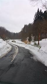 20160213山へむかう途中の様子1