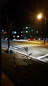 20160317外の様子夜のはじめ頃