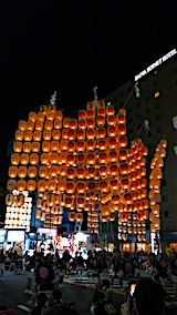 20160805秋田竿燈まつり8