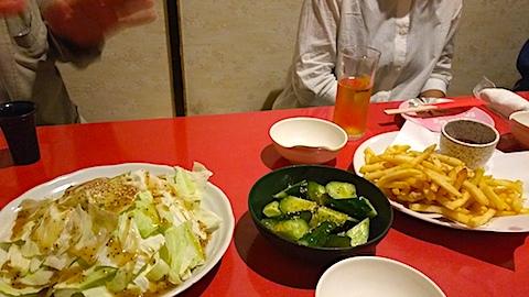 20161009晩ご飯2