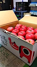 20161205会津からリンゴが届く1