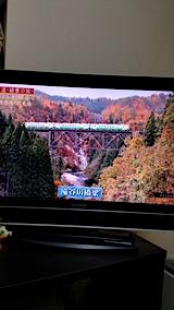 20161206只見線の旅滝谷川橋梁