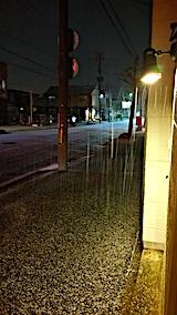 20161206外の様子夜のはじめ頃雪3
