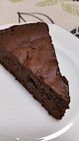 20161207デザートチョコレートケーキ
