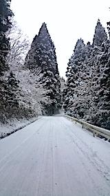 20170111山からの帰り道の様子