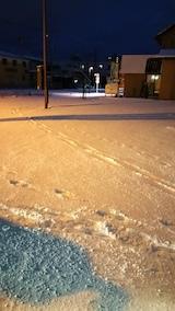 20170112雪寄せ前の様子