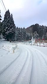 20170112山からの帰り道の様子峠道1