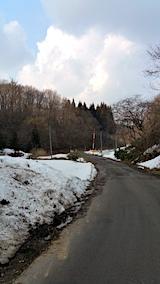20170320山からの帰り道の様子峠道