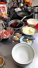 20170411お昼ご飯の準備