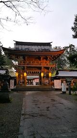 20170429会津美里町伊佐須美神社山門