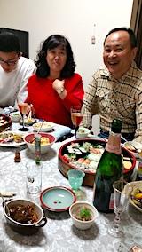 20170527晩ご飯の宴会1