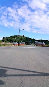 20170610山へ向かう途中の様子交差点