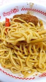 20170623お昼ご飯台湾まぜ麺