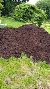 20170626堆肥到着するも