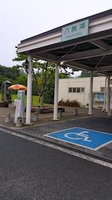 20170701秋田自動車道八郎湖