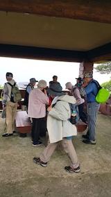 20170701石倉山公園山頂へ到着