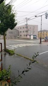 20170716外の様子朝大雨1