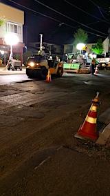 20170718東大通り仮舗装工事2