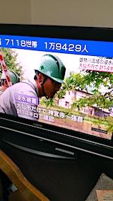 20170724NHKニュース秋田県記録的大雨1
