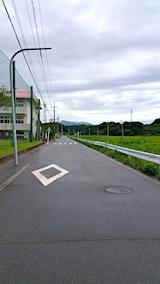 20170812山へ向かう途中の様子太平山