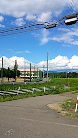 20170815山へ向かう途中の様子太平山