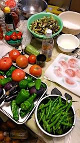 20170817自家製野菜のストック