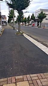 20170818歩道の改修工事完了3