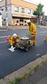 20170822東大通り舗装工事4