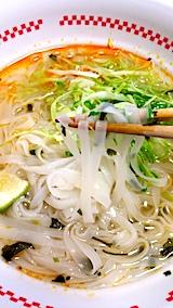 20170826お昼ご飯タイ風ヌードル