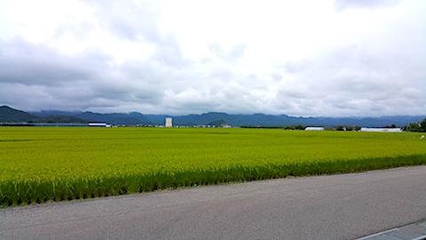20170830会津盆地の風景