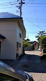 20170901実家から秋田へ