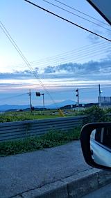 20170901新庄郊外より鳥海山を望む