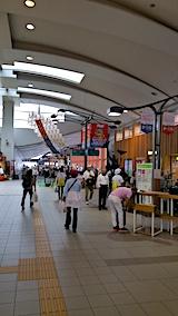 20170912JR秋田駅構内ねんりんピック1