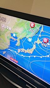 20170912夕方のテレビ天気概況2