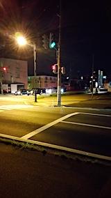 20170916外の様子夕方