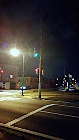 20170918外の様子夕方