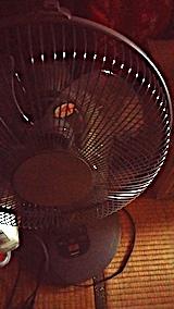 20171001夏の扇風機