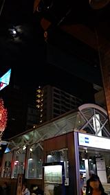 20171007南北線麻布十番駅前