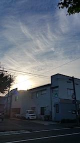 20171017外の様子朝2