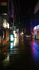 20171022台風21号の影響が出始めた夜のはじめ頃3