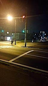 20171026外の様子夕方