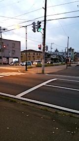 20171027外の様子夕方1