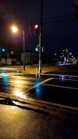 20171105外の様子夕方