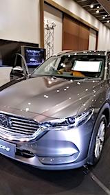 20171119車の展示会3