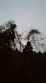20171202山の様子お月さま