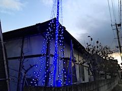 20171203会津クリスマスツリーの点灯2